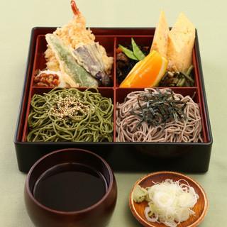 「そば」から「和食」まで、伝統の中にも新しい味覚を