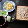 尚仁 - 料理写真:『天もりそば ¥700』