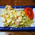 和田屋 - ポテトサラダ¥450
