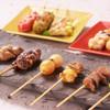 しげ - 料理写真:その日の朝におろした新鮮な「三河鶏」最高級の備長炭で焼き上げてます。