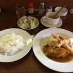 キッチン ポアレ - 日替わりランチ