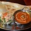 アーサ インドレストラン - 料理写真:ランチAセット(野菜カレー)