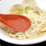 福島壱麺 - 塩の入江のスープ '15 5月中旬