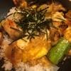 君津北口の君鶏 - 料理写真:ドンブリもあります。