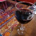 グリシェンカフェ - 赤ワイン
