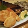 和食処 一隆 - 料理写真:平貝の磯辺焼き