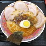 拉麺 劉 - 劉ラーメン_800円