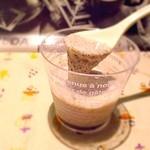 ジミーズパラダイス - チアシードと豆乳のショコラプディング