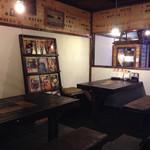 田村 岩太郎商店 - 店内オシャレ