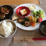 cafe Gokko - 料理