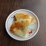 トップテラス2031 - お皿が素敵〜ランチのパン