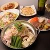 モツ鍋ビストロ Q - 料理写真:女子会や各種宴会などにお勧めのコースを御用意しております。