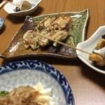家庭料理 味彩 - 餃子