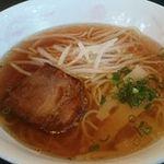 梁山泊 - ラーメン♡洗練されたスープはクオリティある一品