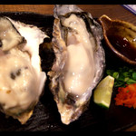 赤燈 - 兵庫県産 生牡蠣