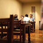玉笑 - テーブル席 (2015/05)