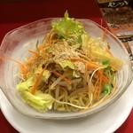 希望軒 - サラダ冷麺