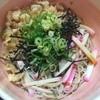 梅乃家 - 料理写真:冷やしたぬきそば ¥600