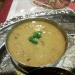 花菜 - ダルスープ