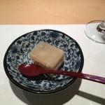 寿司勇 - 鯛の煮こごり