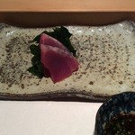 寿司勇 - 新鮮な鰹