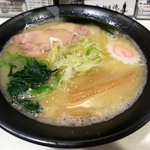 38981278 - 濃厚系鶏白湯ラーメン!(2015,06/11)