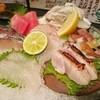 えどぼり 和じ庵 - 料理写真:お造り盛り合わせ