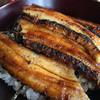 福 - 料理写真:焼き穴子丼【上】 1350円