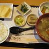 はんなり - 料理写真:たっぷり野菜のだし汁膳 980円(税別)