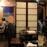 ウオサンジ - 店内の雰囲気