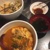 沈黙の焼肉 - 料理写真:スープ、ビビンバ