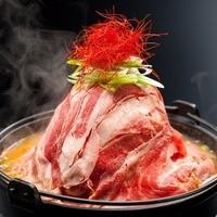 【高級肉鍋】神戸牛を使用した肉鍋1人前1420円