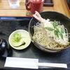 玉家 - 料理写真:もりエビ天ぷらそば2015.6月
