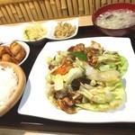 中国飯店佳里福 -