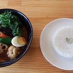 スープカリーSHAKA - 料理写真: