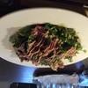 カフェ・エフェメラ - 料理写真:国産牛がタップリのった牛肉のサラダ ¥1050