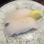 廻鮮寿司 かねき  - スルメイカ(本日のおススメ)