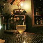 レスカモトゥール バー - 生ワイン 700円