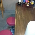 四十三代目 哲麺 - テーブル席