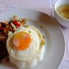 ポーキン - 料理写真:ランチのカオガパオガイ