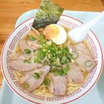 五円安 - ラーメン+チャーシュー