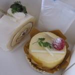 ラシェットブランシュ湘南 - 料理写真:ケーキ