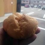 森八大名閣 - 料理写真:いたって普通のシュー