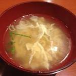 39051722 - たまごスープ