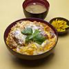 銀杏亭 - 料理写真:カツ丼
