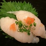 ヘイシロー - 料理写真:旬のおすすめ 真ふぐ 480円