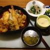 みはらし - 料理写真:ミックス天丼