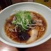老麺 田ぶち - 料理写真:しょうゆラーメン