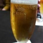 能登輪島 - 生ビール