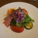 クッカーニャ - 前菜